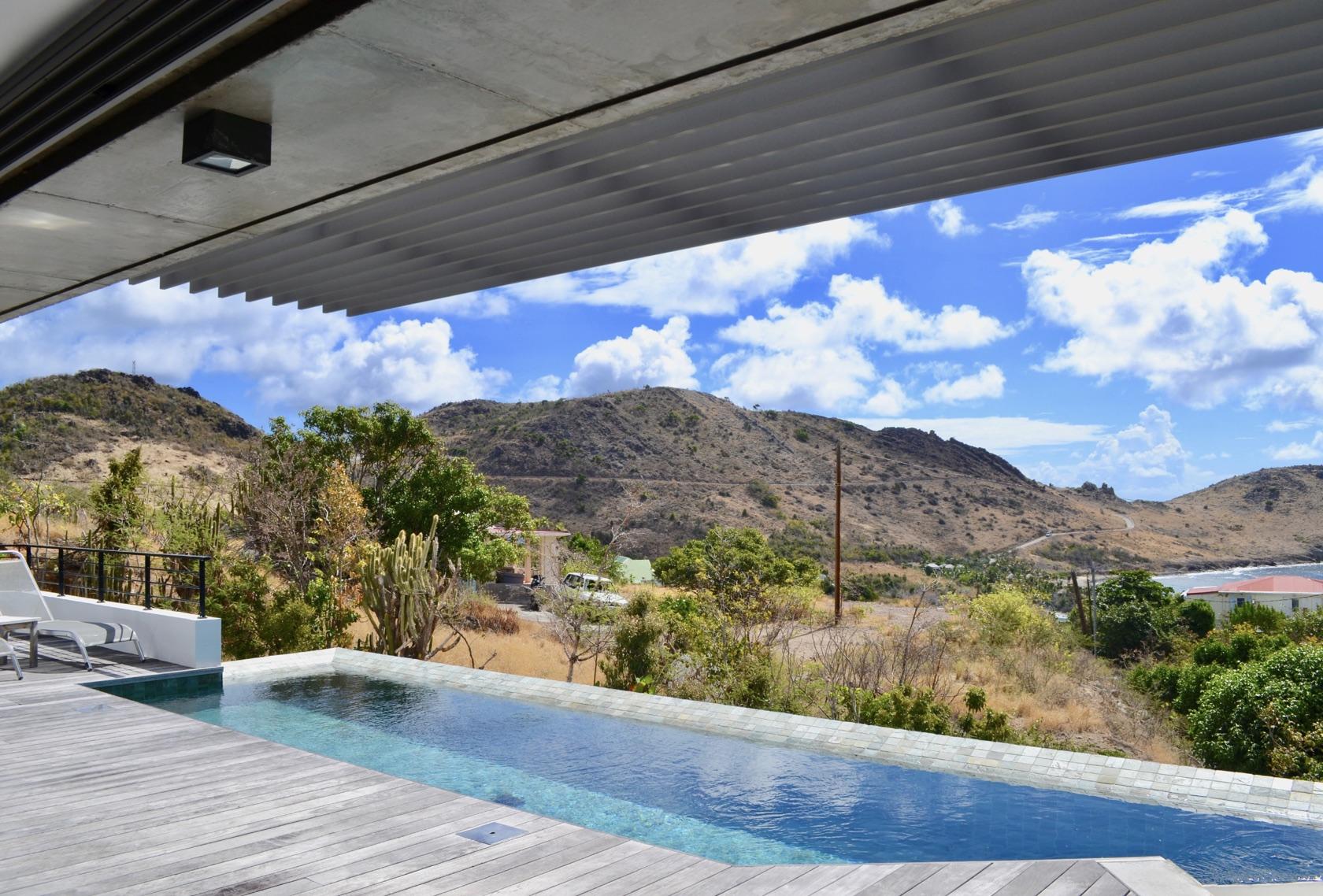 Superbe villa trois chambres vue sur mer